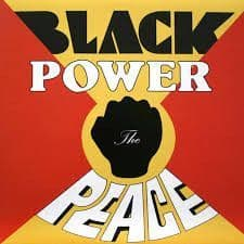 The Peace<br>Black Power<br>CD, RE